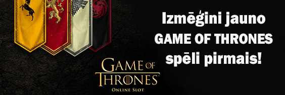 Game Of Thrones videospēļu automāts